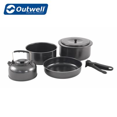 Outwell Outwell Fiesta Cooking Set - Medium