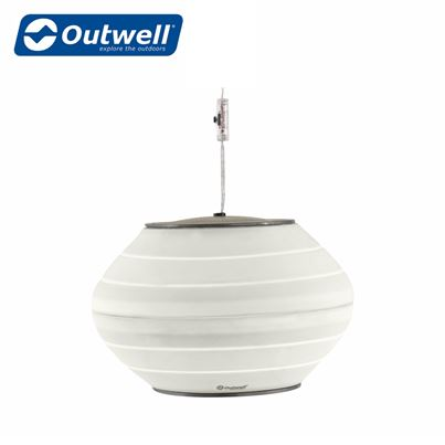 Outwell Outwell Lyra Tent Lamp Cream White