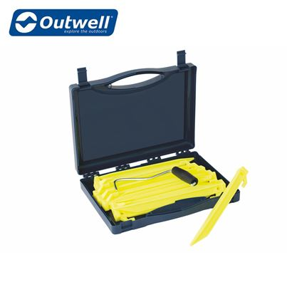 Outwell Outwell Guyline Peg Box