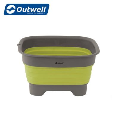 Outwell Outwell Collaps Wash Bowl With Drain Hole - New For 2020