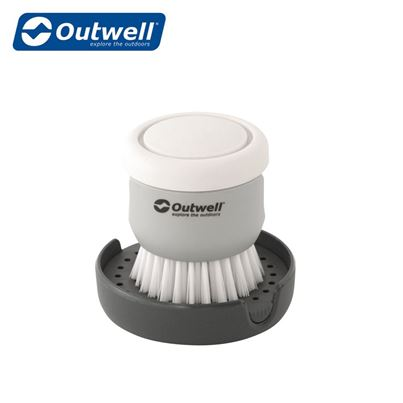 Outwell Outwell Kitson Brush With Soap Dispenser