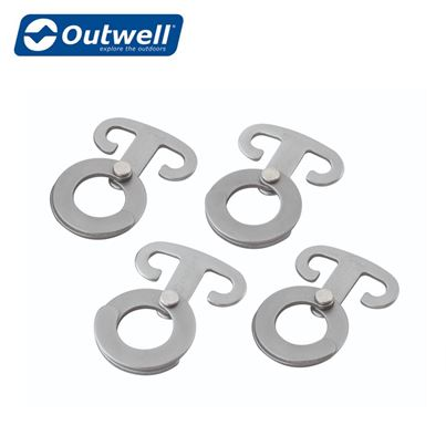Outwell Tent Hanging Accessory Hooks