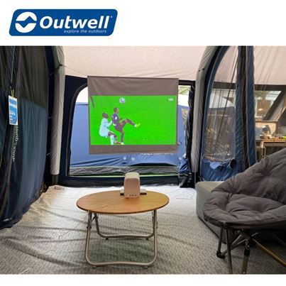 Outwell Outwell Tent Movie Screen - New For 2021