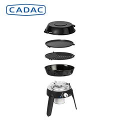 Cadac Safari Chef 2 HP BBQ - 2020 Model