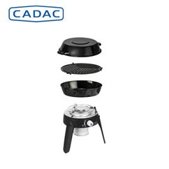 Cadac Safari Chef 2 Lite HP BBQ - New For 2020