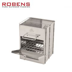 Robens Firewood Cooking Stove