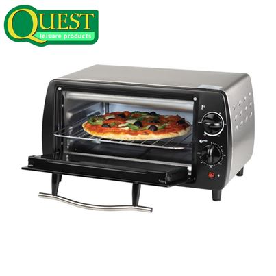 Quest Table Top Low Wattage Toaster Oven