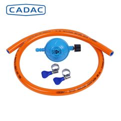 Cadac Camping Gas Regulator & Hose Kit