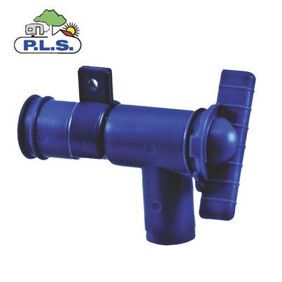 Pennine Blue 28mm Drainage Tap - Food Safe