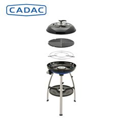 Cadac Carri Chef 2 BBQ Dome Combo With FREE Cover