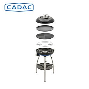 Cadac Carri Chef 50 BBQ Chef Pan Combo With FREE Cover