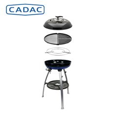 Cadac Carri Chef 2 BBQ Plancha Combo With FREE Cover