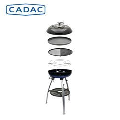 Cadac Carri Chef 2 BBQ Plancha Chef Pan Combo With FREE Cover