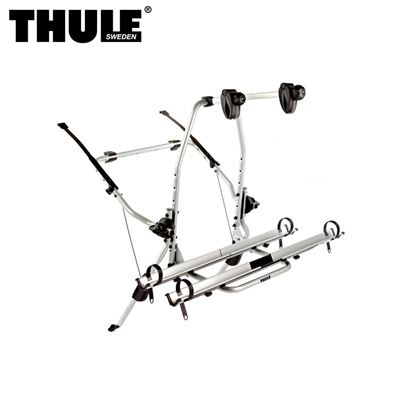 Thule Thule ClipOn High 9106 Rear Mounted 2 Cycle Carrier