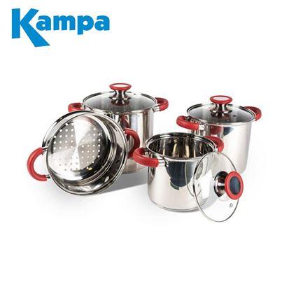 Kampa Kampa Space Saver Deluxe Cook Set