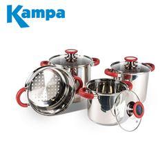 Kampa Space Saver Deluxe Cook Set