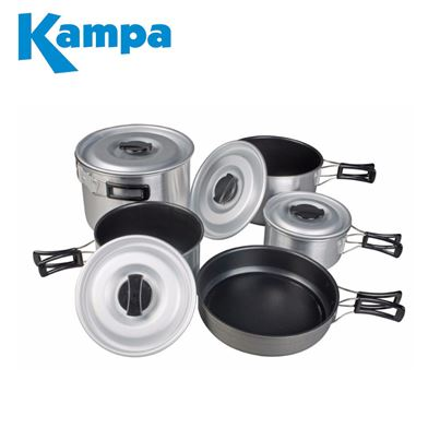 Kampa Kampa Feast Cook Set
