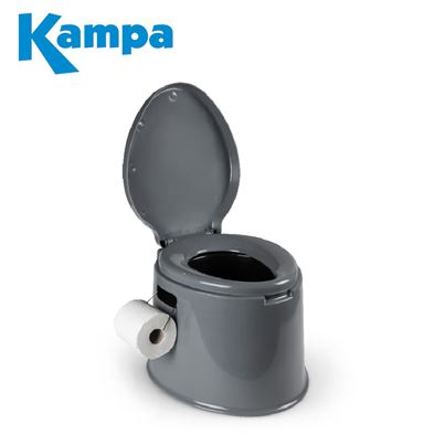 Kampa The Kampa Khazi Portable Toilet - 2021 Model
