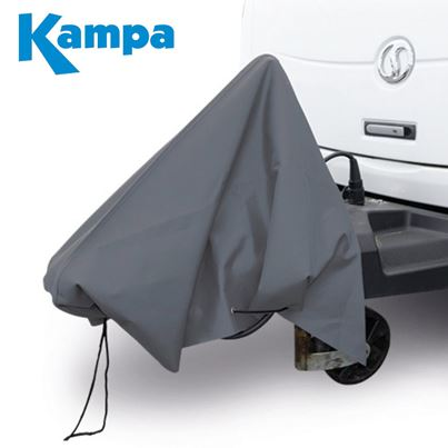 Kampa Kampa Universal Hitch Cover Charcoal Colour