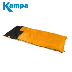 Kampa Garda 4 XL Single Sleeping Bag - New For 2021