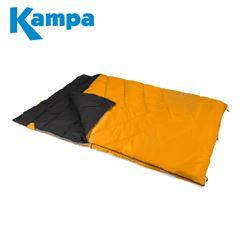 Kampa Garda 4 Double Sleeping Bag - New For 2021