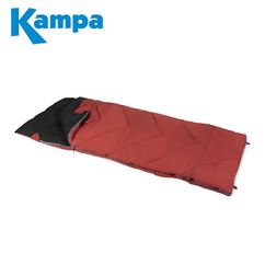 Kampa Lucerne 8 XL Single Sleeping Bag - New For 2021