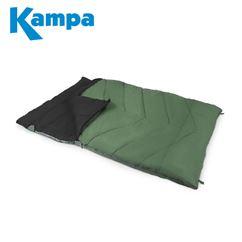 Kampa Vert 12 Double Sleeping Bag - New For 2021