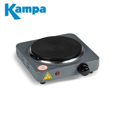 Kampa Kampa Single Electric Hob - 2021 Model