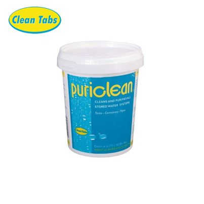 Clean Tabs Puriclean Water Treatment 100g