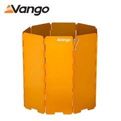 Vango Stove Windshield XL Orange