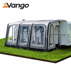 Vango Braemar III 400 Caravan Air Awning - 2020 Model