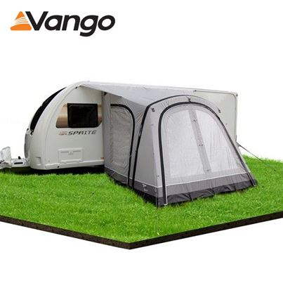 Vango Vango Rapide III 250 Air Caravan Porch Awning - 2020 Model
