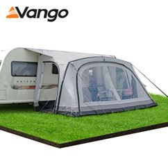 Vango Rapide III 350 Air Caravan Porch Awning - 2020 Model