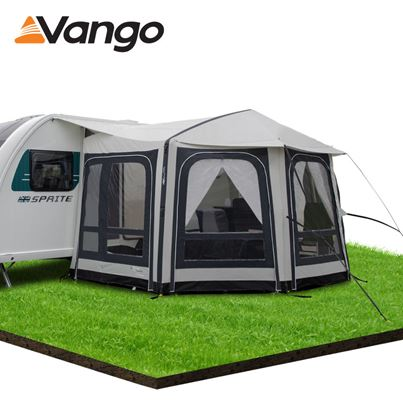 Vango Vango Maldives 400 Caravan Air & Pole Awning - New For 2020