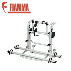 Fiamma Carry-Bike Lift 77 Motorhome Bike Carrier Black - 2020 Model