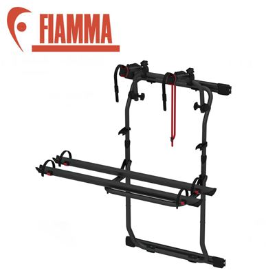 Fiamma Fiamma Carry-Bike 200 DJ Ducato After 2006 Bike Carrier - Deep Black - 2020 Model