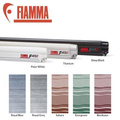 Fiamma Fiamma F45S  Motorhome Awning