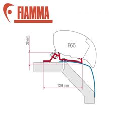 Fiamma F65 Awning Adapter Kit - Laika Rexosline - Kreos (2009)