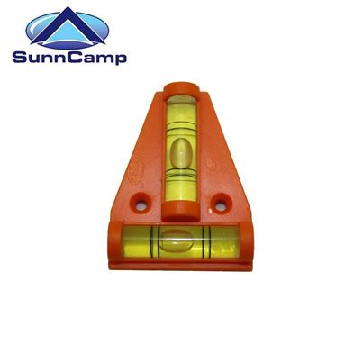 SunnCamp SunnCamp 2-Way Spirit Levelling Device