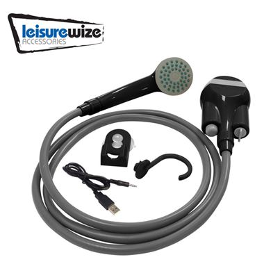 Leisurewize Leisurewize Rechargeable Portable Shower