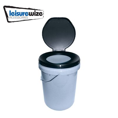 Streetwize Leisurewize Need-A-Loo Portable Toilet