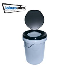Leisurewize Need-A-Loo Portable Toilet