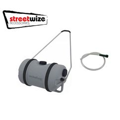 Streetwize Waterhog 51.5L Water Carrier