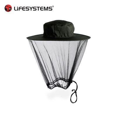 Lifesystems Lifesystems Mosquito and Midge Head Net Hat