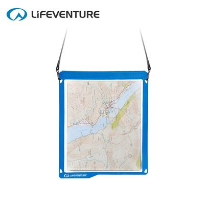 Lifeventure Lifeventure Hydroseal Waterproof Map Case