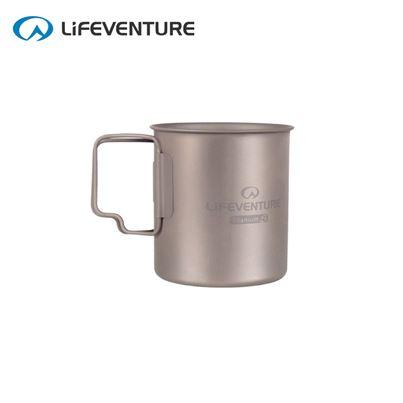 Lifeventure Lifeventure Titanium Mug