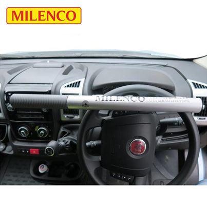 Milenco Milenco High Security Steering Wheel Lock