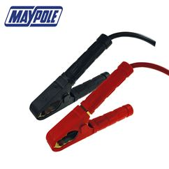 Maypole 30mm x 3.5M Heavy Duty Jump Leads