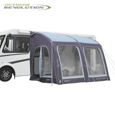 Outdoor Revolution Outdoor Revolution E-Sport Air 325 L Motorhome Awning