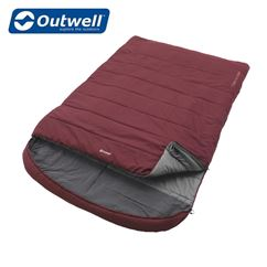 Outwell Colibri Lux Double Sleeping Bag - 2019 Model